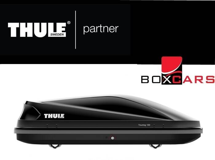 Box dachowy Thule Touring S 100