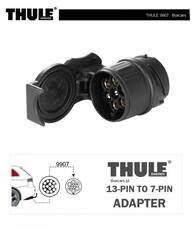 Thule 9907 adapter 13 to 7 pin