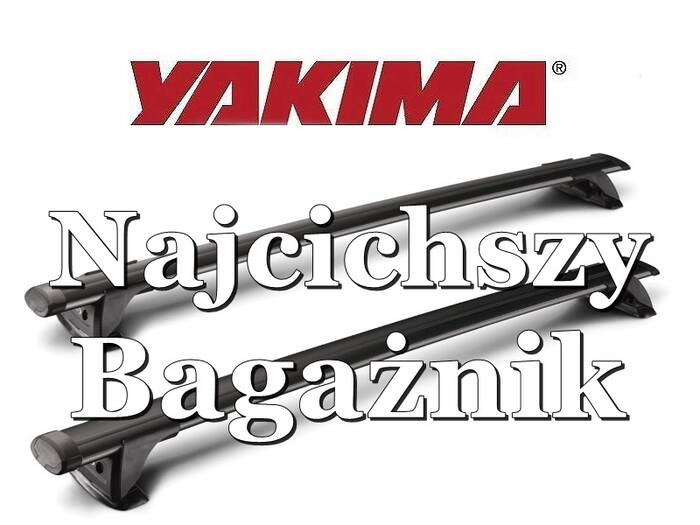 Yakima ThruBar Black S16