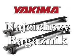Yakima ThruBar Black S18