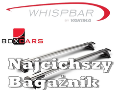 Bagażnik dachowy WHISPBAR Through S16-K1042 Ford Mondeo Kombi
