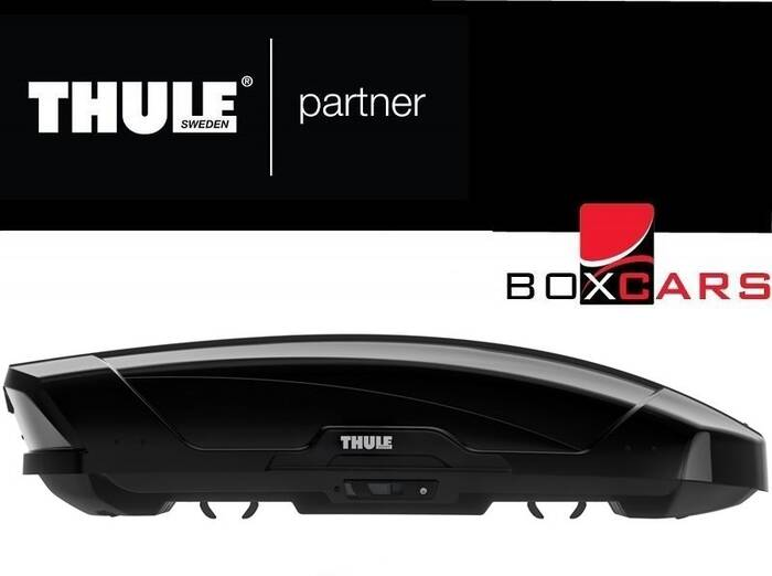 Box dachowy Thule Motion XT M black