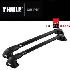 Bagażnik dachowy Ford Focus Mk III sedan Thule Edge Clamp Black 7205 - 5124