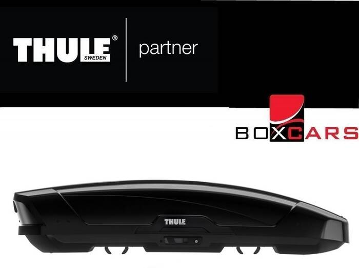 Box dachowy Thule Motion XT Sport black